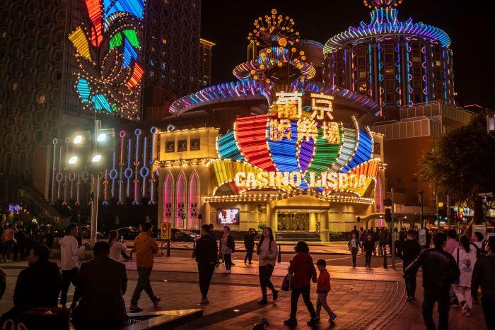En Macao, China ve un modelo para la ciudad rebelde de Hong Kong