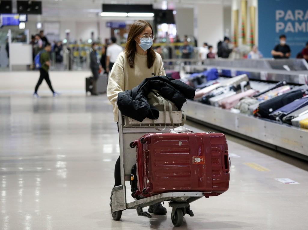 Pekín suspende viajes organizados dentro de China y al extranjero