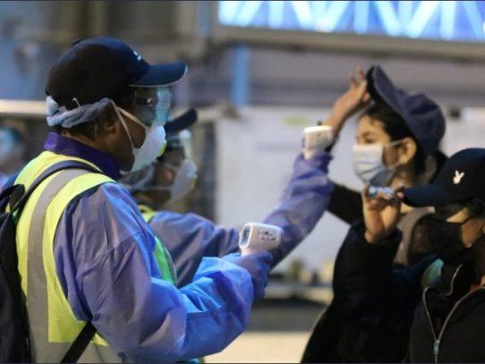 Estudiantes que llegaron de China estarán 14 días bajo vigilancia