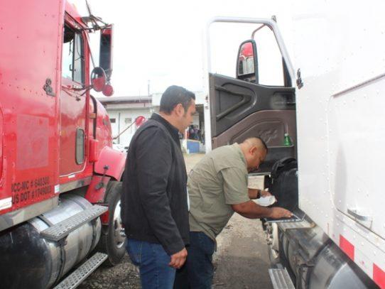 Aduanas realiza reunión de logística con transportistas de carga de Chiriquí