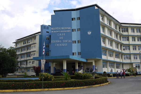 CSS confirma 63 contagiados por brote de Covid-19 en el hospital de David