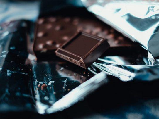 ¿A qué huele el chocolate amargo?