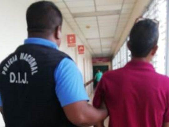 Aprehenden a un hombre por violación agravada contra una menor en La Chorrera