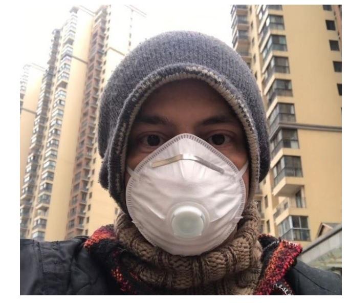 Mexicano en Wuhan pide auxilio a su gobierno para salir de China