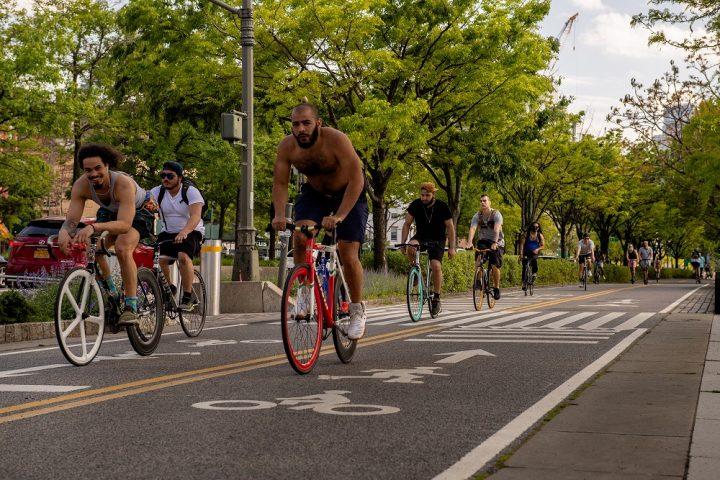 La tecnología que podría ayudar a los ciclistas y a los automovilistas a coexistir