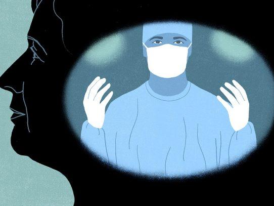 Los pacientes mayores frágiles tienen complicaciones incluso tras operaciones menores