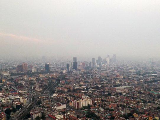 Pese a cuarentena por COVID-19, la contaminación persiste en Ciudad de México