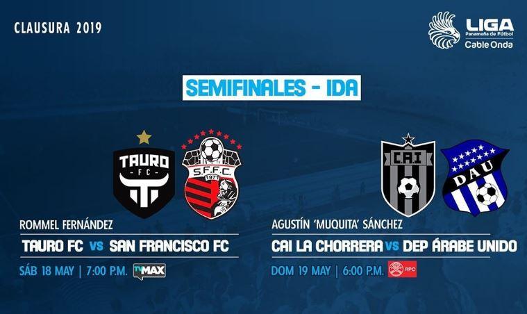 Se definen cruces de semifinales del Clausura 2019