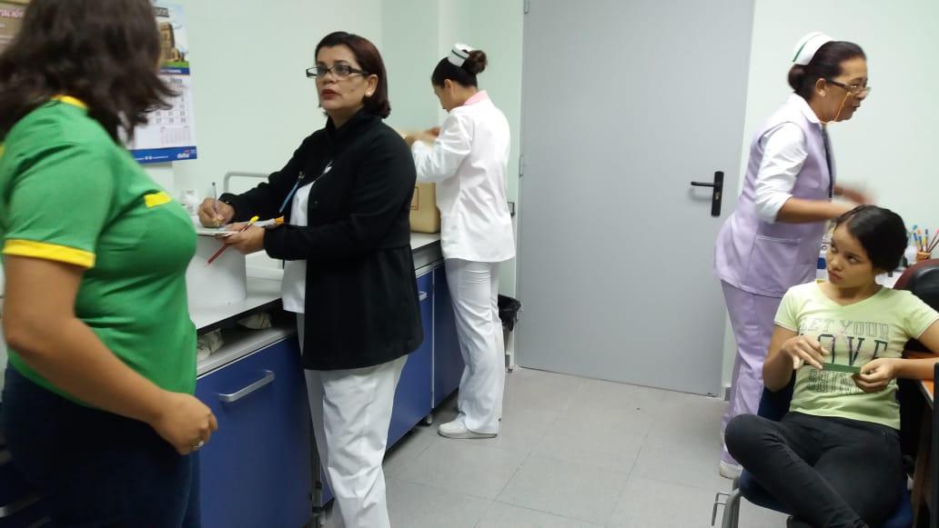 La nueva Policlínica Roberto Ramírez en Chitré inició atenciones