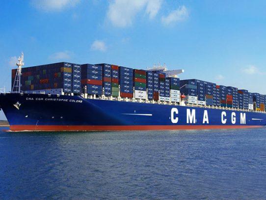 Naviera CMA CGM aplicará nueva tarifa a partir de febrero por OMI 2020
