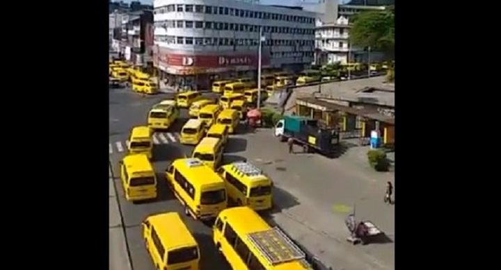 ATTT concede permiso provisional a buses colegiales para realizar otras actividades