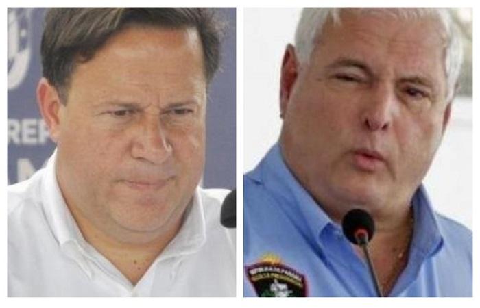 """""""Yo sí le hubiera metido la mano"""": Martinelli dice a empresario que discutió con Varela"""