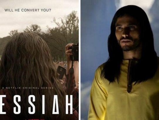 """Netflix acaricia la polémica con su thriller """"Mesías"""""""