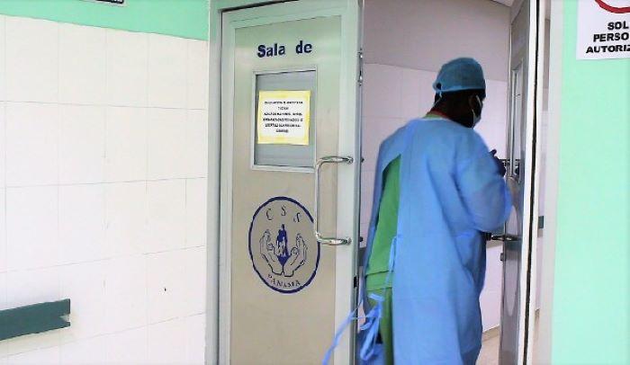 Adecuan 40 camas adicionales para pacientes con Covid-19 en hospital de Colón