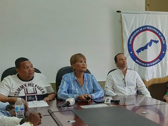 Multas de $100 a $5,000 en Colón por incumplir el aislamiento domiciliario