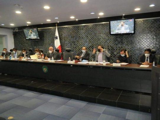 Presentan informe sobre veto presidencial al proyecto de teletrabajo