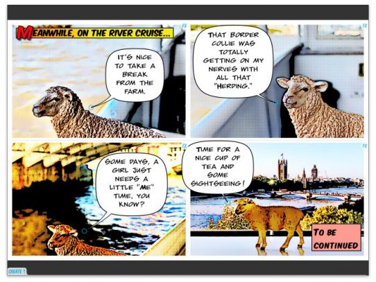 Crea tus propios cómics digitales sin importar si sabes dibujar o no