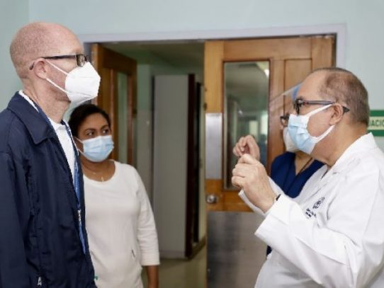 Complejo hospitalario habilita 162 nuevas camas para pacientes con Covid-19