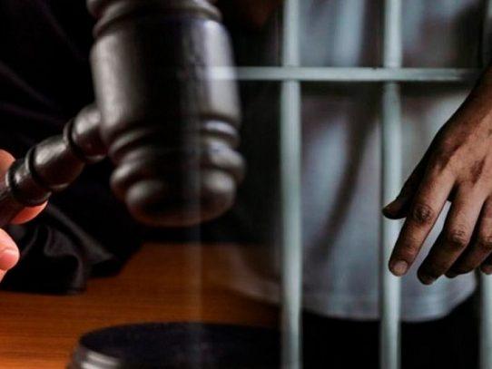 Condenado a nueve años de prisión por robo agravado