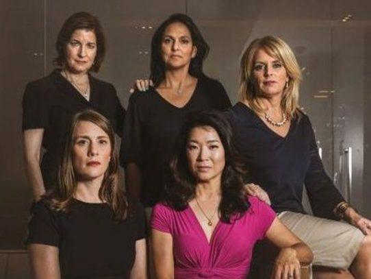 Cinco conductoras de TV de Nueva York denuncian discriminación por su edad