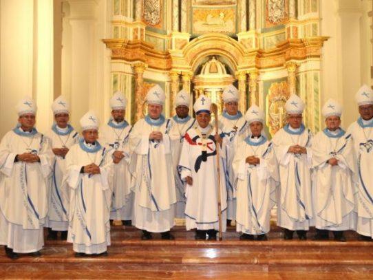 Obispos panameños piden a Cortizo recuperar la credibilidad del pueblo