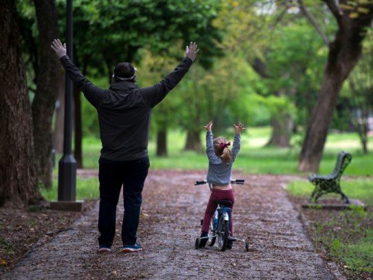 A partir del lunes se podrá hacer ejercicios al aire libre