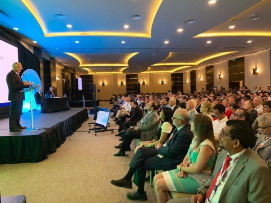 Bajo el lema 'Agua, conectando al mundo' inicia el Congreso Mundial de Hidráulica