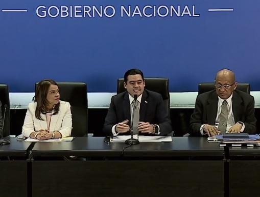Consejo de Gabinete aprueba proyecto de contención del gasto