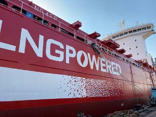 CMA CGM presenta el Containerships Artic, su cuarto portacontenedores propulsado por GNL
