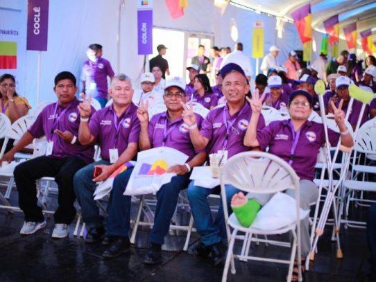 Convención Panameñista logra 91% de participación