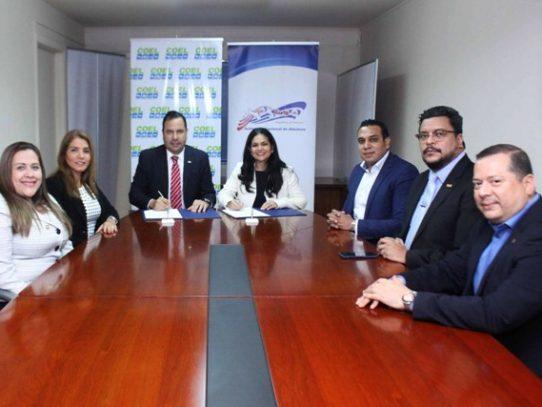 Aduanas y COEL unen fuerzas para reforzar modernización de servicios