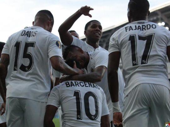 Panamá debuta con victoria sobre Trinidad y Tobago en Copa Oro