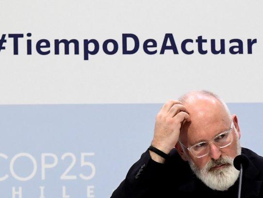 Urgencia climática se queda sin una respuesta firme en la COP25