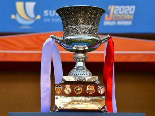 Atlético y Real Madrid, duelo de 'invitados' a la conquista de la Supercopa en Arabia