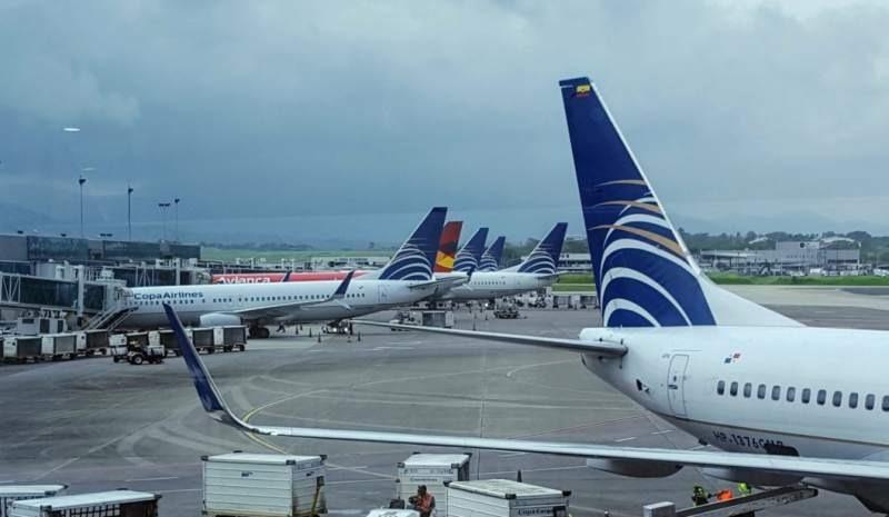 Copa Airlines cancela sus operaciones hasta el 21 de abril
