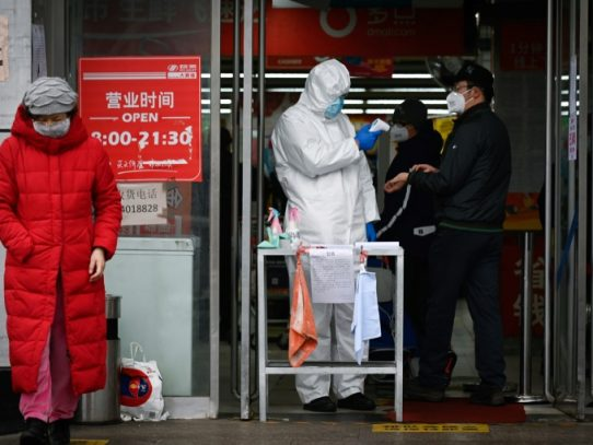 Corea del Sur registra 813 nuevos casos de coronavirus