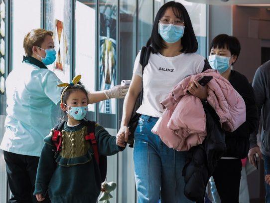 Cronología de la expansión del nuevo coronavirus descubierto en China
