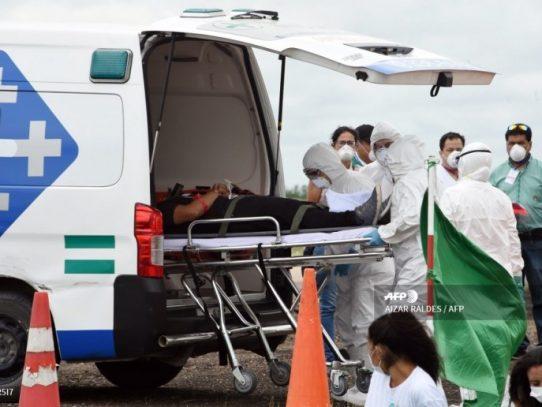 Bolivia espera llegar a 100.000 casos de Covid-19 en julio y refuerza sistema sanitario