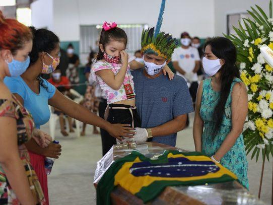 Más de 694.000 muertos por coronavirus en el mundo