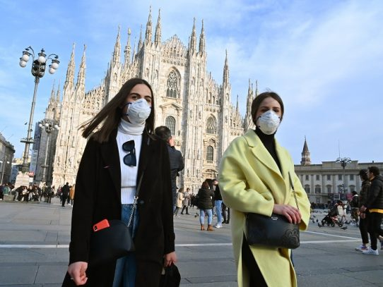 Italia pide a la Unión Europa mayor coordinación de las medidas contra el coronavirus
