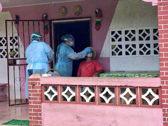 Panamá acumula 147,667 casos positivos de Covid-19