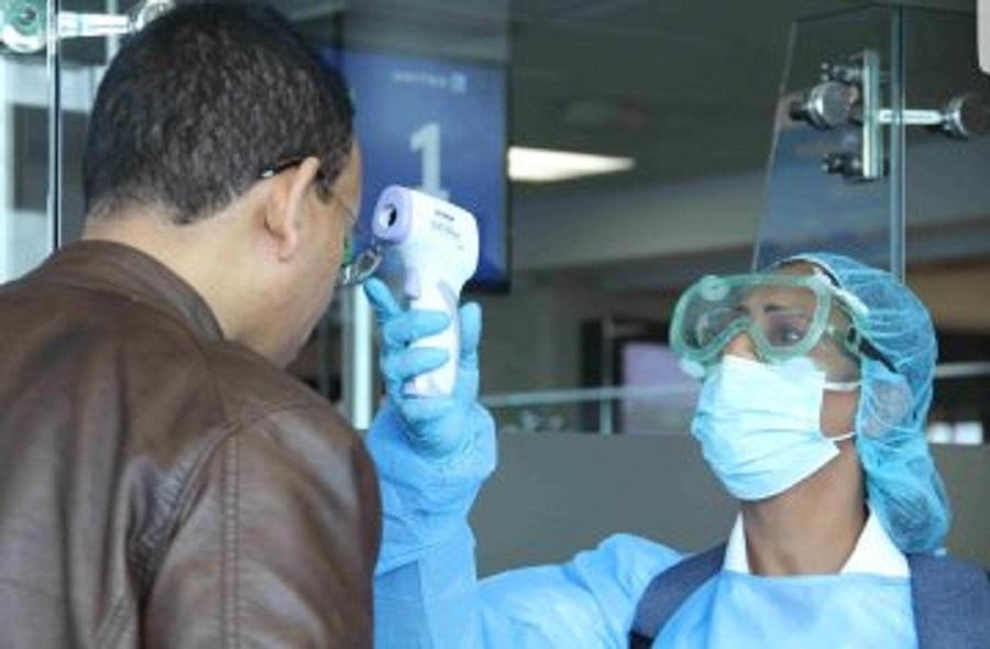 Supuesto caso sospechoso de coronavirus en Presidencia