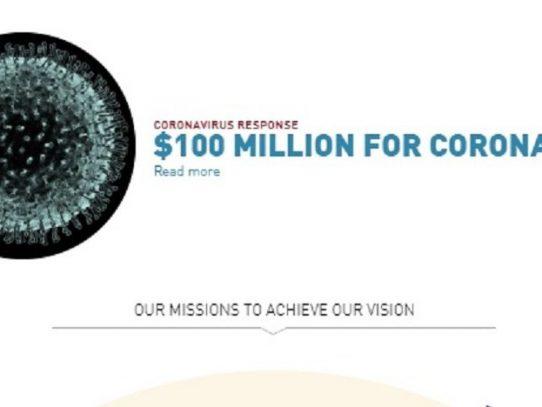 Fundación Gates anuncia $100 millones para combatir nuevo coronavirus