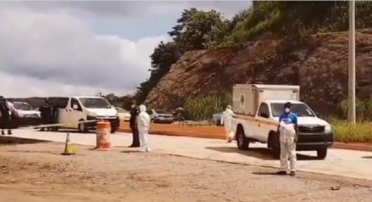 Encuentran un cadáver en Panamá Norte