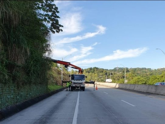 ENA construirá puente peatonal en el Corredor Norte