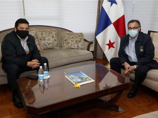 Altos funcionarios de la administración de justicia coordinan acciones frente a la pandemia