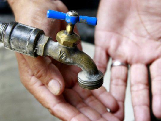 Sectores de Coclé y Colón se verán afectados por falta de agua el 28 y 29 de mayo