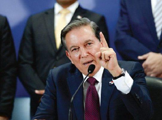 """Cortizo advierte a funcionarios """"rompe cuarentena"""": Renuncian o los boto"""