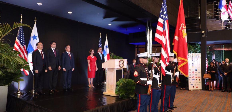 Seguridad y desarrollo económico, prioridades en colaboración entre Panamá y EE.UU.