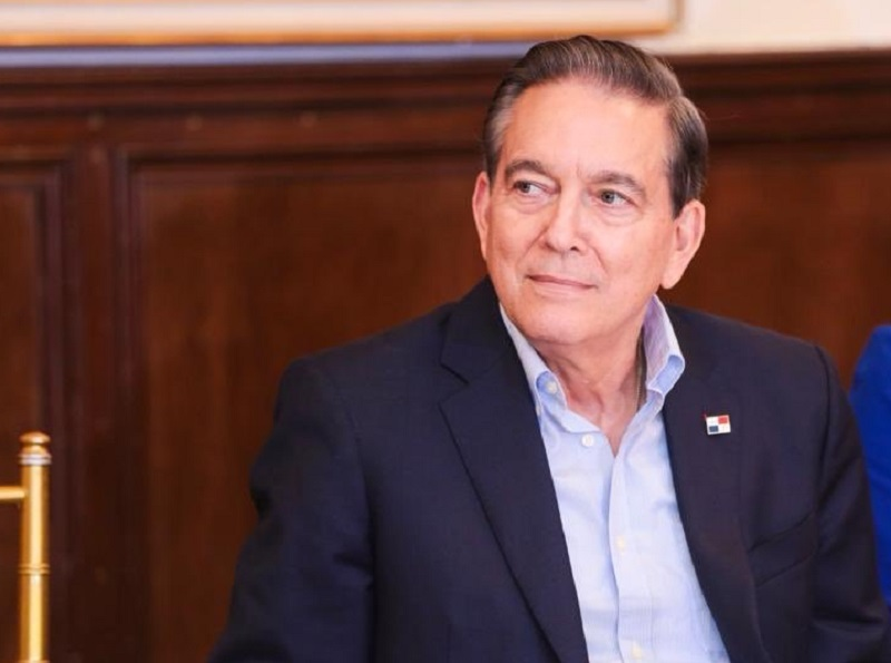 Cortizo dice que la seguridad se atenderá con política integral